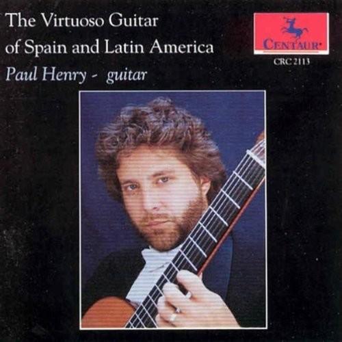 Virtuoso Guitar of Spain & Latin America