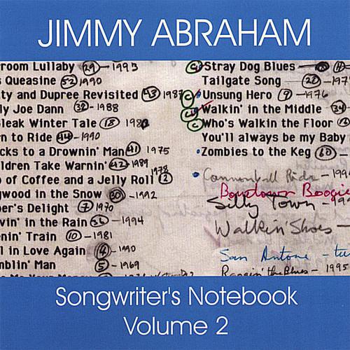 Songwriter's Notebook 2
