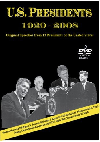U.S. Presidents 1929-2008