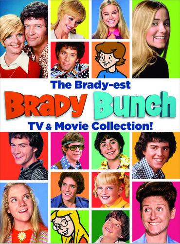 The Brady-est Brady Bunch TV & Movie Collection!