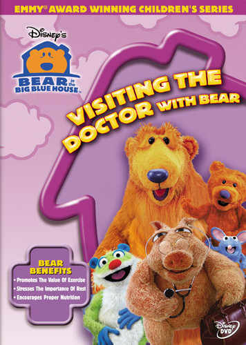 Bear in the Big Blue House: Visiting the Doctor With Bear