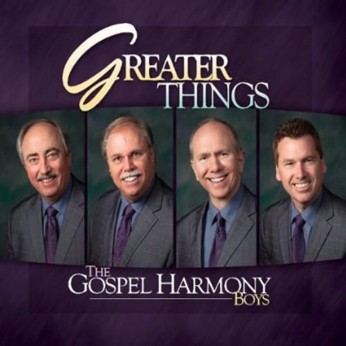 Gospel Harmony Boys - Greater Things