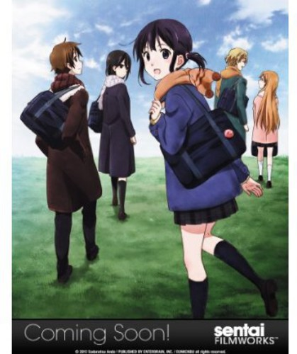 Kokoro Connect Ova: Complete Collection