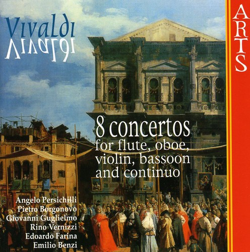 8 Concertos