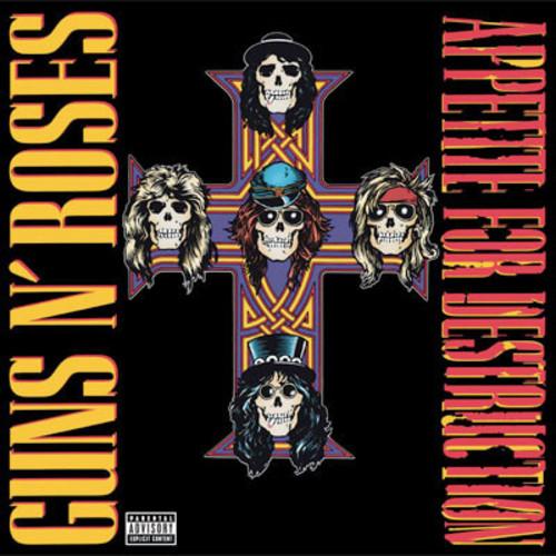 Guns N' Roses - Appetite For Destruction [Reissue] [180 Gram]