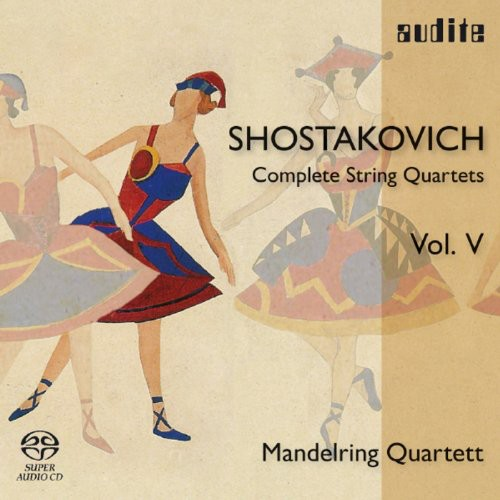 Complete String Quartets 5