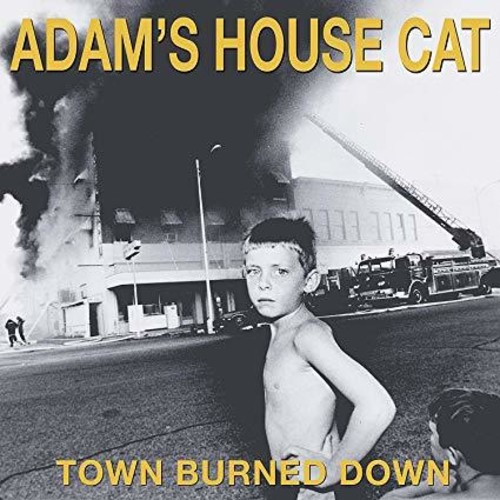 Adam's House Cat - Town Burned Down