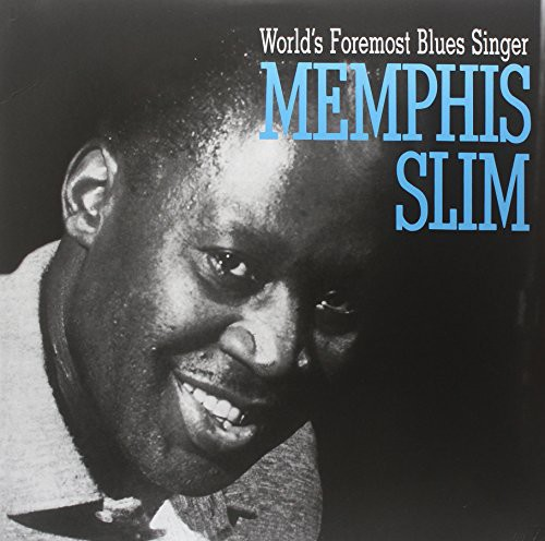 Worlds Foremost Blues Singer [Import]