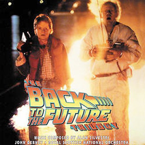 Alan Silvestri - Back to the Future Trilogy (Original Soundtrack)