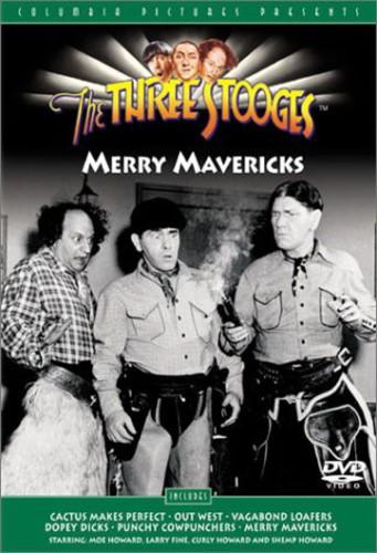 The Three Stooges: Merry Mavericks