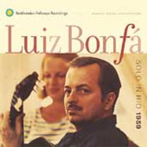 Luiz Bonfa - Solo in Rio 1959