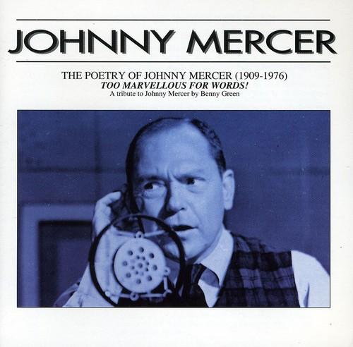 Poetry of Johnny Mercer