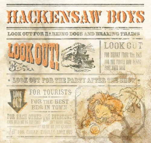 Hackensaw Boys - Look Out