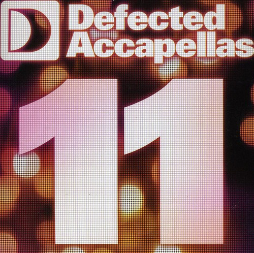 Defected Accapellas 11 /  Various [Import]