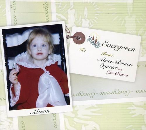 Alison Brown - Evergreen