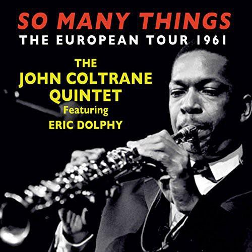 So Many Things: European Tour 1961