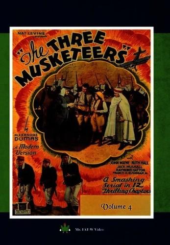 Three Musketeers: Volume 4