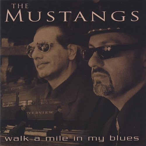 Walk a Mile in My Blues