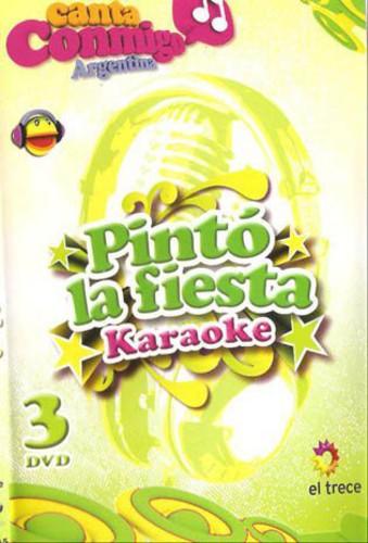 Canta Conmigo Argentina-Pinto la Fiesta 3 [Import]