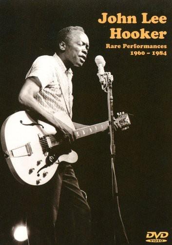 John Lee Hooker Rare Performances 1960 - 1984