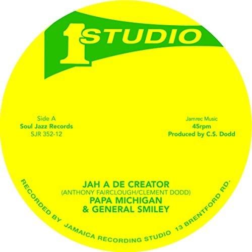 Jah A De Creator /  Rebel Disco