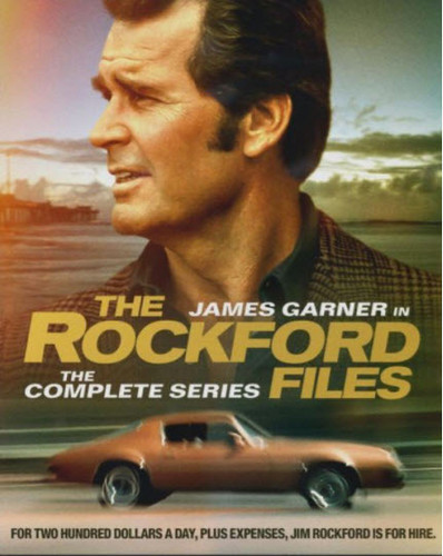 The Rockford Files: The Complete Series