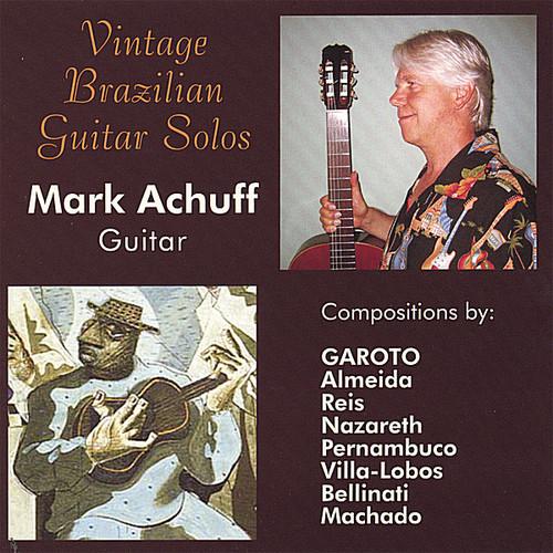 Vintage Brazilian Guitar Solos