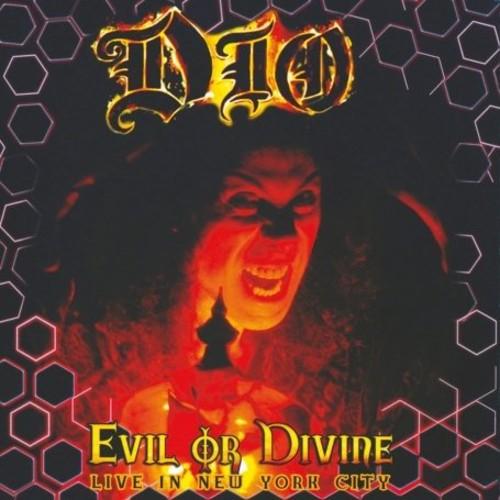 Dio - Evil Or Divine [Digipak] [Remastered] [Limited Edition] [Gold Disc]