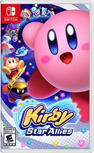 Swi Kirby Star Allies - Kirby Star Allies for Nintendo Switch