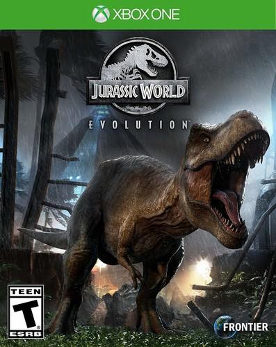 - Jurassic World Evolution