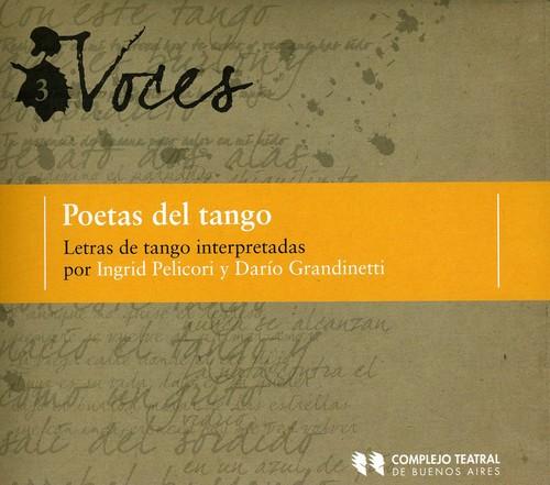 Poetas Del Tango [Import]