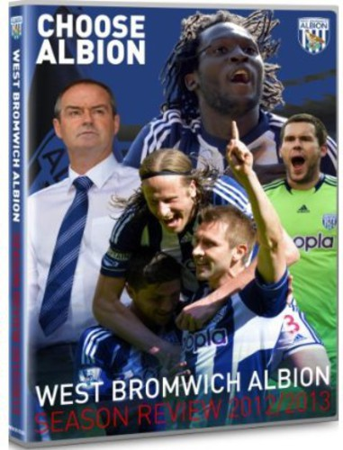 West Bromwich Albion Season Review 2012/ 13 [Import]