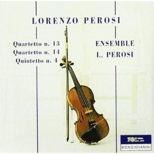 Quartetto N 13 in la Minore Per Due Violini