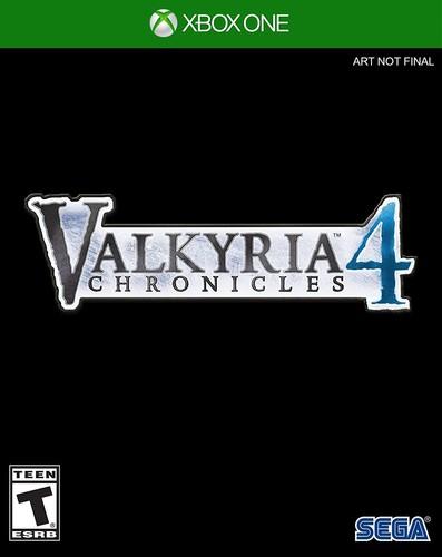Xb1 Valkyria Chronicles 4 - Valkyria Chronicles 4