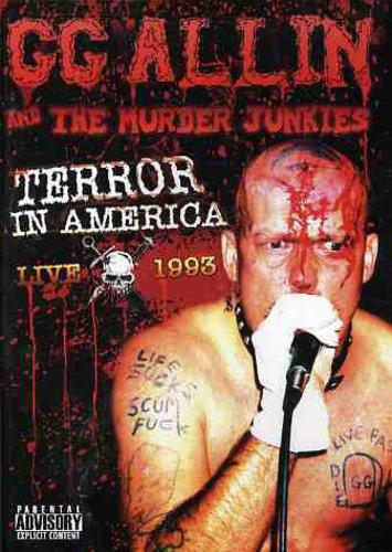 Gg Allin - Terror in America: Live 1993