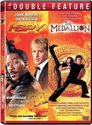 I Spy /  Medallion