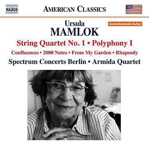 Spectrum Concerts Berlin - Chamber Works