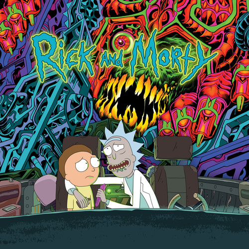 Rick And Morty [TV Series] - The Rick And Morty Soundtrack