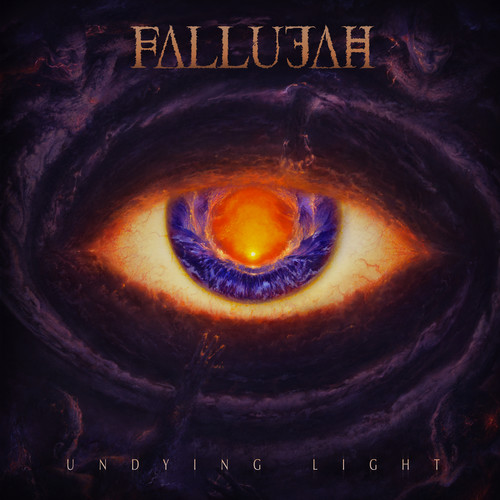 Fallujah - Undying Light [Orange / Beige Swirl LP]