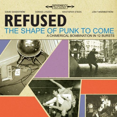 Refused - The Shape Of Punk To Come [CD and DVD] [Digipak]