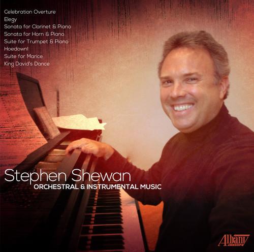 Stephen Shewan: Orchestral & Instrumental Music