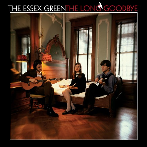 The Essex Green - The Long Goodbye [Limited Edition White LP]