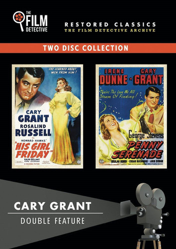 Cary Grant Double Feature