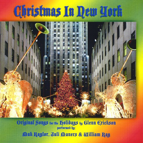 Christmas in New York /  Various