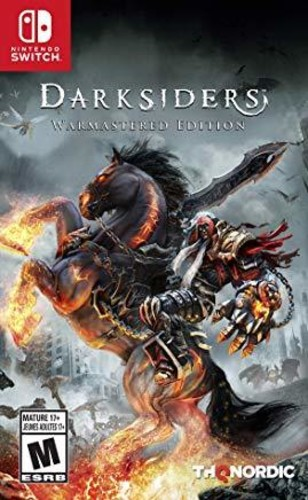 Swi Darksiders Warmastered Edition - Darksiders Warmastered Edition [Limited Edition]