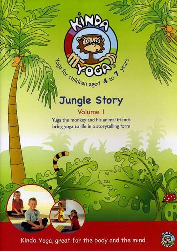 Kinda Yoga: Jungle Story