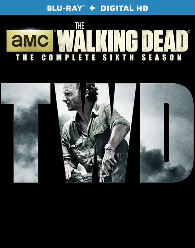 Walking Dead: The Complete Sixth Season [Blu-ray]