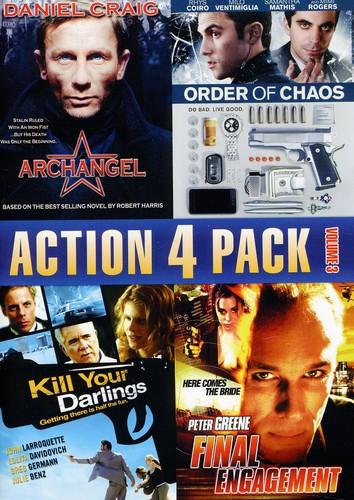 Action Quad Feature, Vol. 3