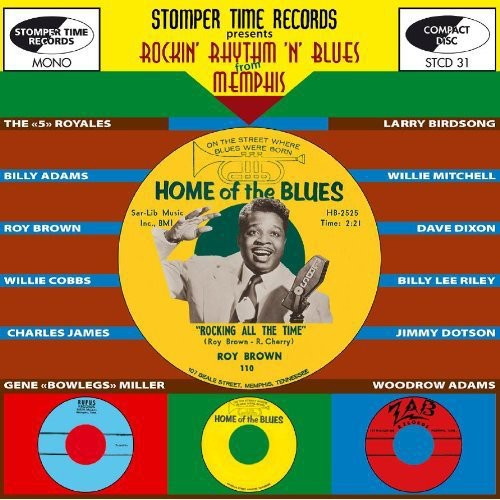 Rockin Rhythm N Blues from Memphis /  Various [Import]