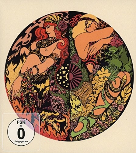 Blues Pills - Lady In Gold [Import CD/DVD]